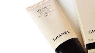 First Impression: Chanel Les Beiges Healthy Glow Fluid Thumbnail
