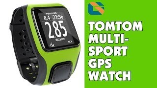 TomTom Multi-Sport GPS Watch Unboxing & First Look @tomtom