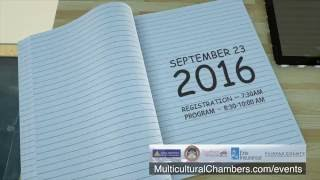 Multicultural Chamber Event - Decision 2016: A Multicultural Business Perspective