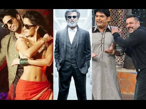 Youtube Rewind 2016: Katrina Kaif, Rajinikanth & Kapil Sharma Ruled YouTube  In 2016! | Spotboye