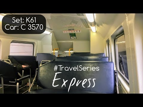 Sydney Trains Vlogs #TravelSeries 25: Wolli Creek to Holsworthy EXPRESS