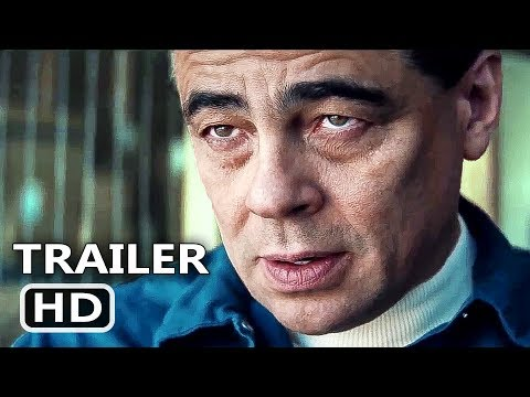 ESCAPE AT DANNEMORA   2018 Benicio Del Toro, TV  HD