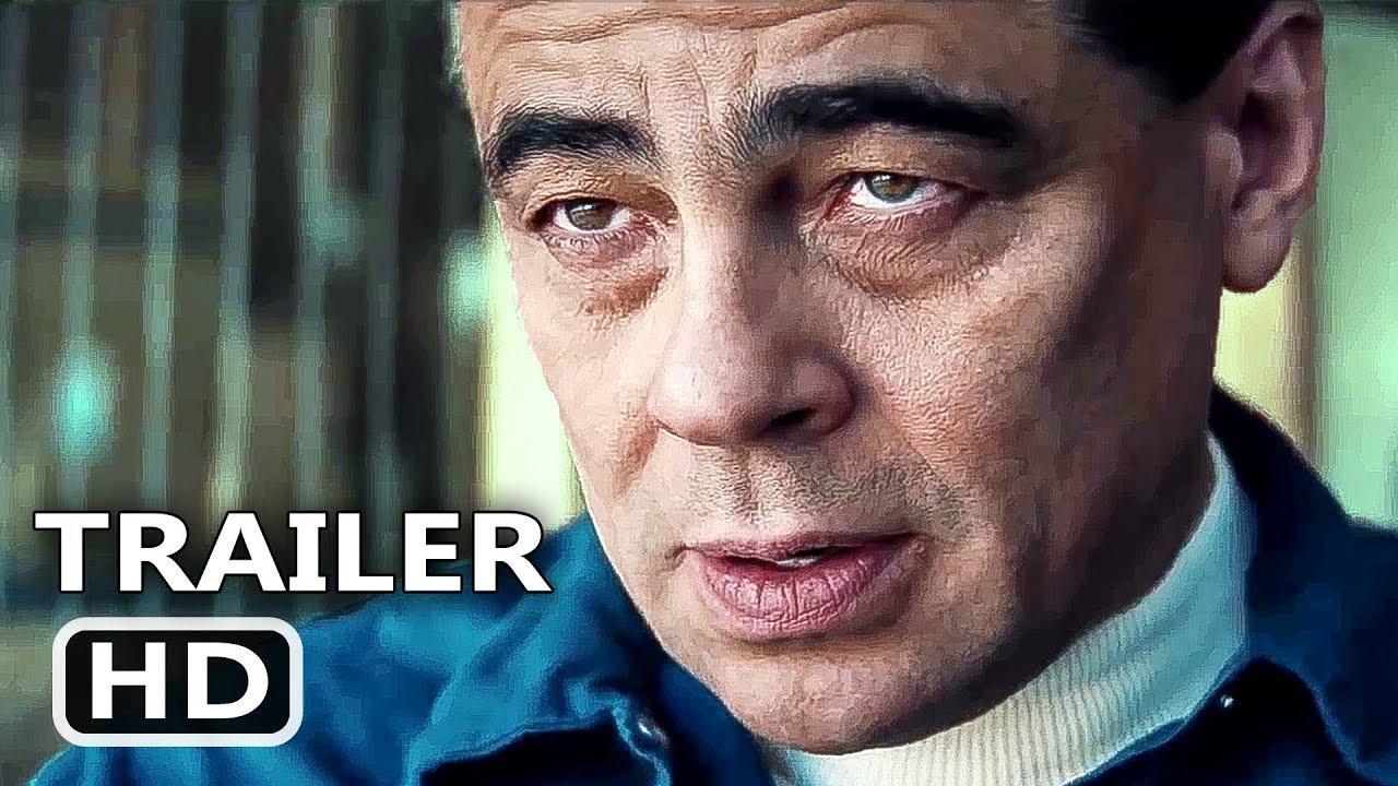 Escape At Dannemora Official Trailer 2018 Benicio Del Toro Tv Show Hd Youtube