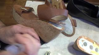 PRO то как обувь разобрать. Ремонт обуви.