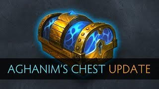 Dota 2 Aghanim's Chest Update (ES, Invoker, Disruptor, Particles)
