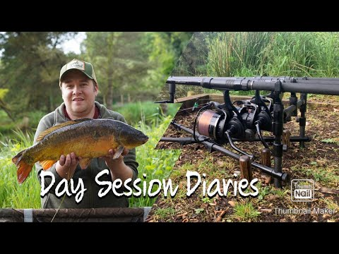 #Carp Fishing# | Day Session Diaries | Post Lockdown | New Lake | Syndicate |