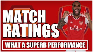 PLAYER RATINGS | BOOM SAKA LACA