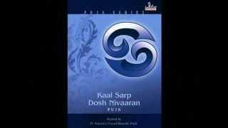 Kaal Sarp Dosh Nivaran Mantras - Abhishek & Visarjan