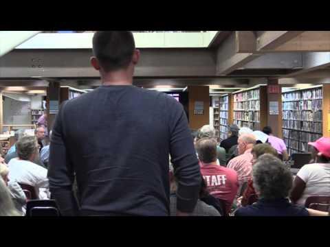 Housing First Initiatives - Rev. Dan Bryant - Part 2: Q & A