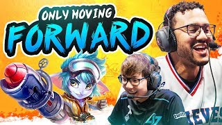 ONLY MOVING FORWARD!! | APHROMOO