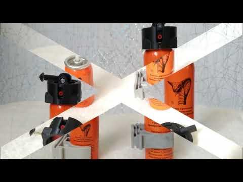 Механизм для газовой растяжки под любой газовый баллончик