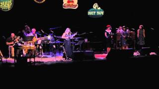 """The Dotted Line"" - Sara Watkins, with The SongBirds - 1/11/2014"