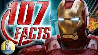 107 Facts About The Avengers YOU Should Know ft. Mr. Sunday Movies (Cinematica)