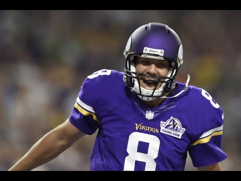Sam Bradford Vikings Highlights