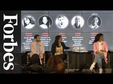 2018 I.D.E.A Summit: Engaging the New Trendsetters | Forbes Live ...
