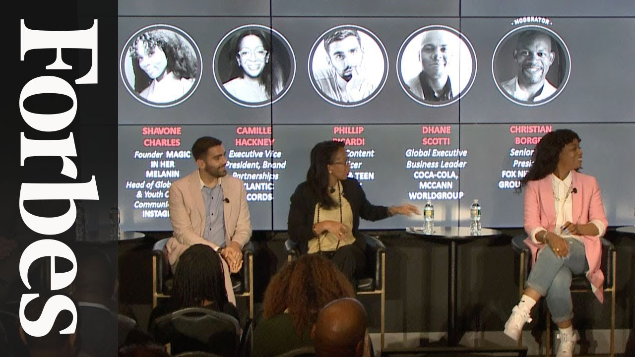 2018 I.D.E.A Summit: Engaging the New Trendsetters | Forbes Live