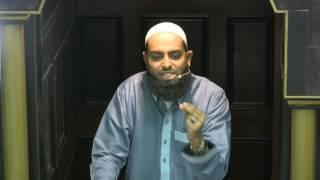 Khutba Imam Azhar Subedar 01222017
