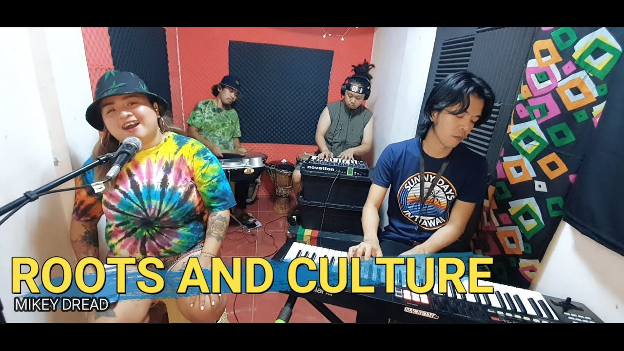 Download Roots And Culture - Mikey Dread | Kuerdas Reggae Cover