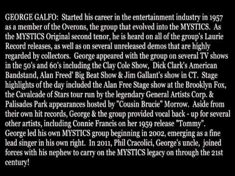 George Galfo on The Chuck Stevens  Rock N Roll Revival