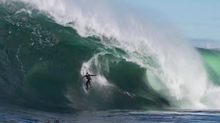 Big Slabs and Heavy Wipeouts - Filmers @ Large - Shipstern Bluff