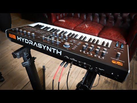 Hydrasynth: Unboxing & Fun