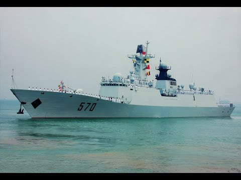 054A护卫舰综合作战能力强