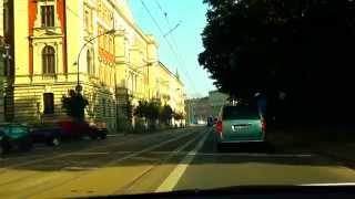 #70 Красивый город, центр - Краков, Польша | Krakow - beautiful city , Poland(В этом видео снимаю Краков, большие и маленькие улицы, дома из окна машины. Катаемся по городу Еще немного..., 2014-10-17T11:07:29.000Z)