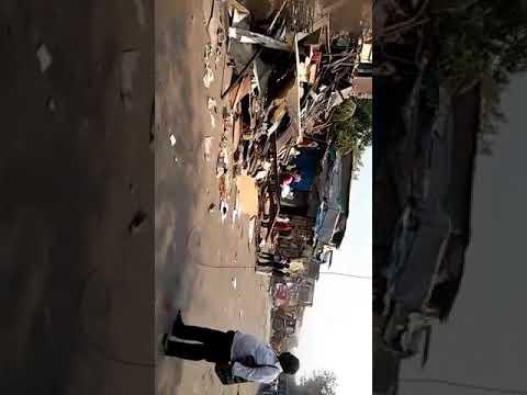 Demolition Of Sakinaka Pipeline,Mumbai(Injustice With People Of Mumbai)