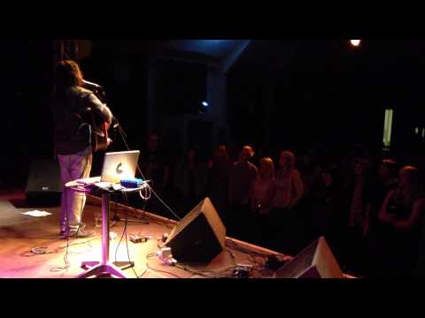 Get Cape. Wear Cape. Fly - One More With Feeling live at Frome Cheese & Grain 2014 HD