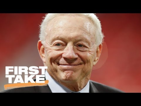 First Take reacts to NFL's accusations against Cowboys owner Jerry Jones | First Take | ESPN