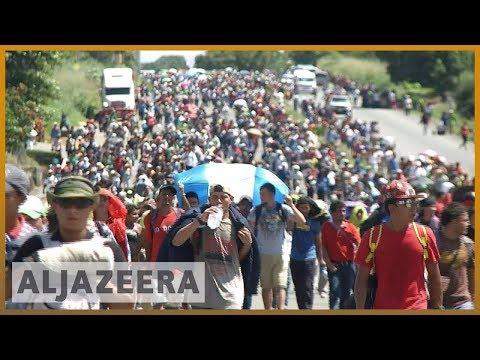 🇺🇸 Trump claims Middle Easterners part of migrant caravan | Al Jazeera English