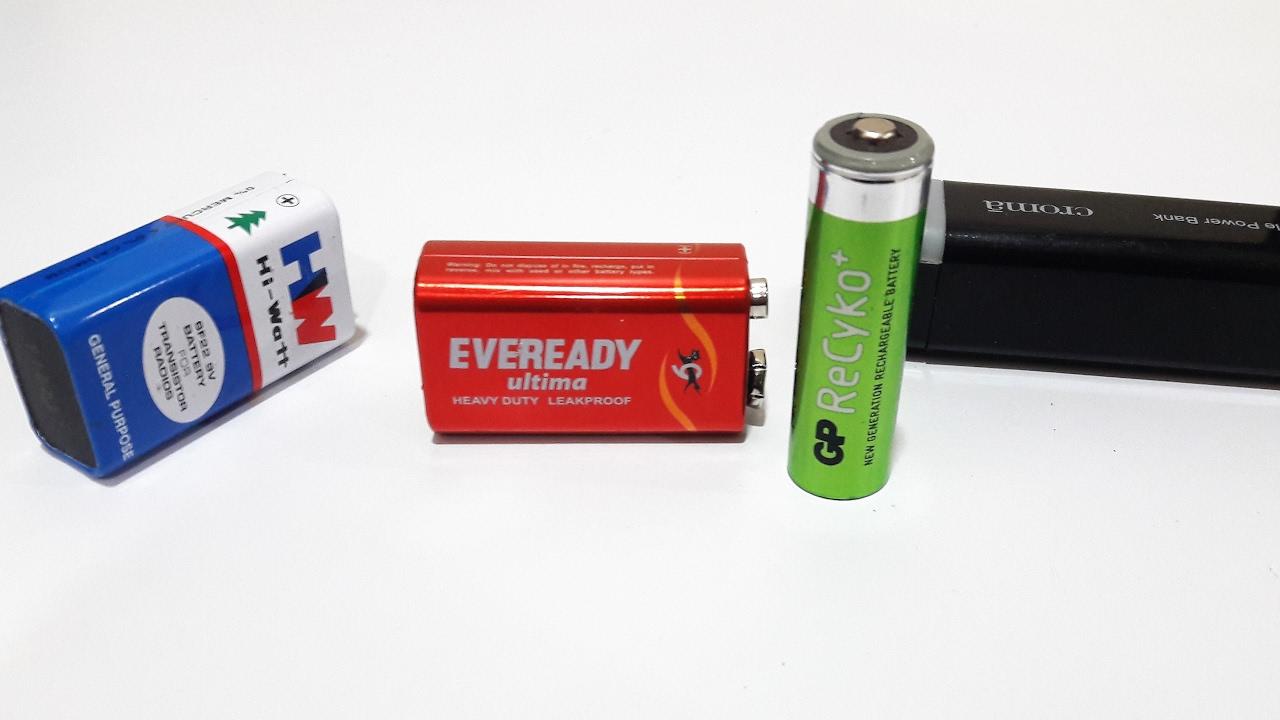 4 Life Hacks Using Batteries