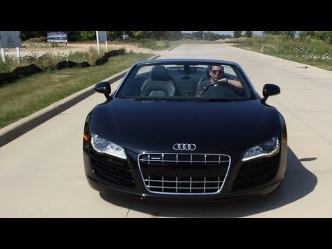 What It's Like To Own A Audi R8 V10 Spyder!