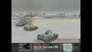 Panzer Command: Operation Winter Storm  PC Clip - New