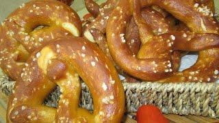 Рецепт- Брецели (немецкие крендели)