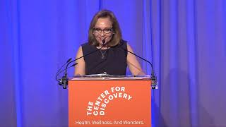 Ellen Alemany | Honoree | The Center for Discovery | 2019 Gala