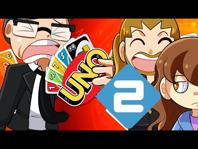 Uno w/ Friends | To HELL with Friends! | Mega Long Episode #2