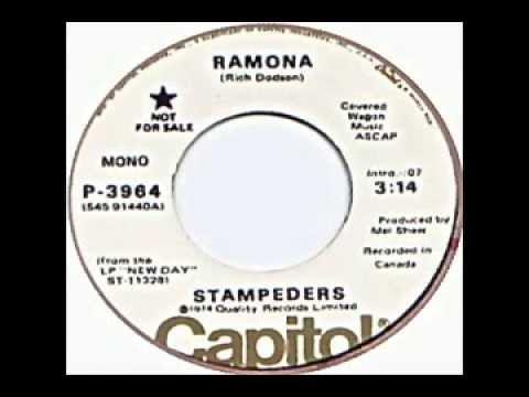 Stampeders - Ramona (1974)