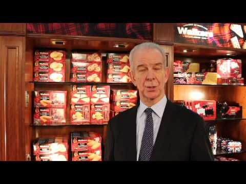 Mr Walker Of Walkers Shortbread Ltd