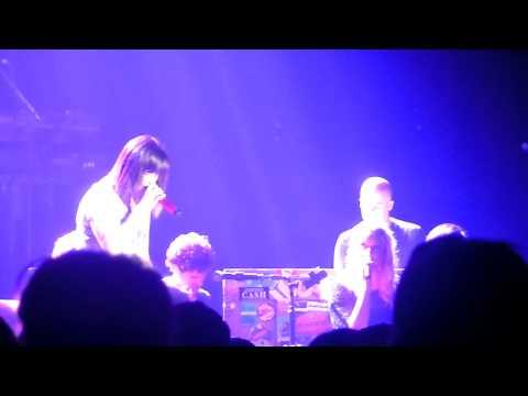 Kelly Clarkson - It Will Rain (Bruno Mars Cover) (Live - SJSU Event Center, San Jose, CA 3/27/2012)