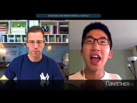 Why mobile is about owning the moment and not keeping users hostage by incentive with Brian Wong