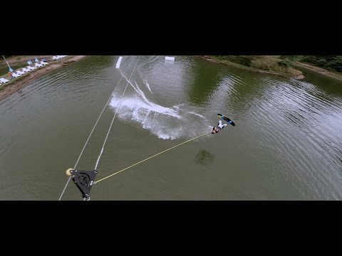 WAKEBOARD CABLE PRO DAY