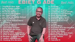 Ebiat G Ade Full Album Terbaik Lagu Lawas Indonesia Populer tahun 80an 90an tanpa iklan