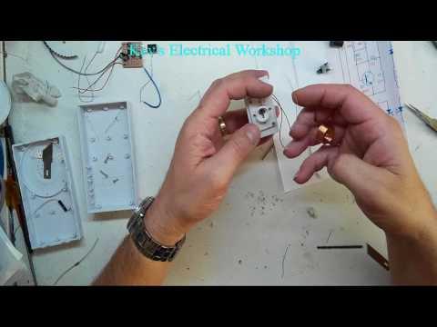 Cross LED Dot Matrix Display Circuit Board Rotating Electronic Kit Part 5
