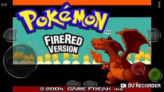 Primeiro episódio de Pokémon fire red