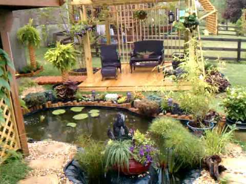 Vietnamese Pond