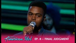 Michael Woodard: Delivers a BAD-ASS Live Performance! | American Idol 2018