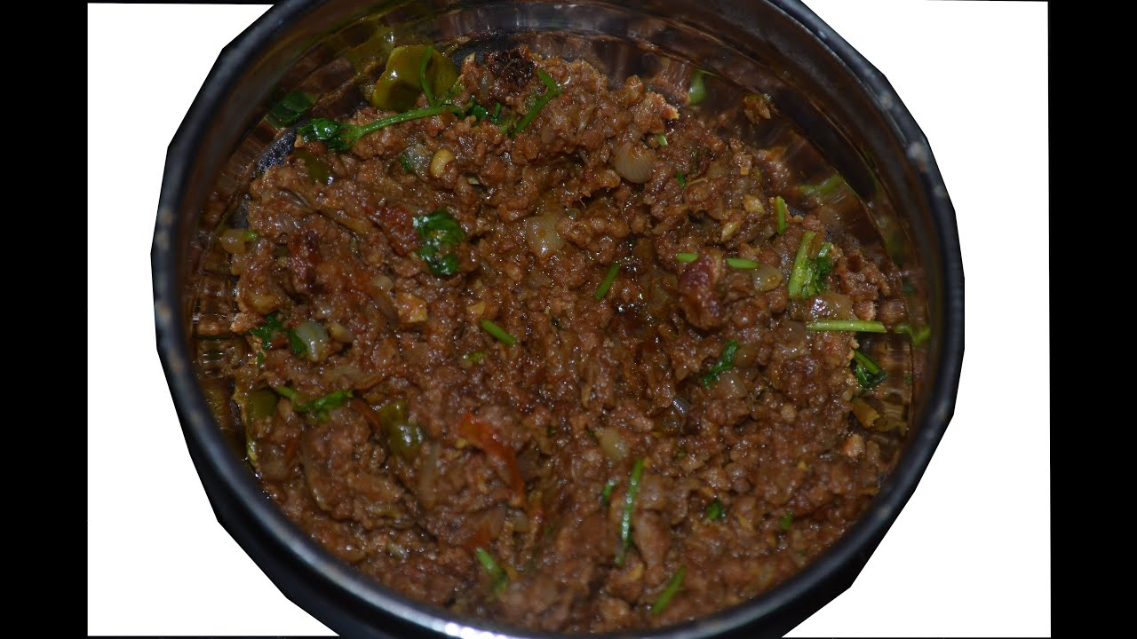 Mutton keema recipe in tamil youtube mutton keema recipe in tamil indian home routine forumfinder Images