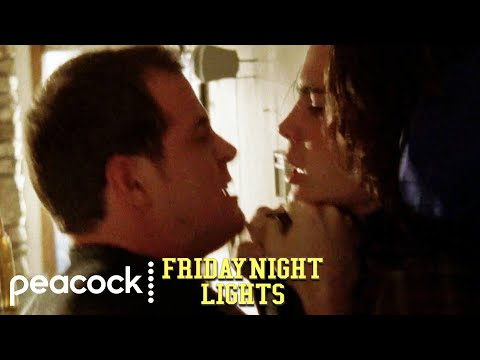 Billy And Tim Riggins Come To Blows | Friday Night Lights