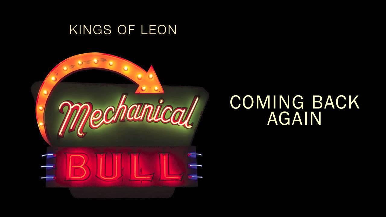 coming back again kings of leon audio youtube